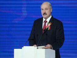 Лукашенко: наши язык и история делают белоруса белорусом