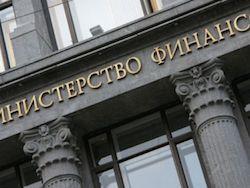 Минфин конвертирует валюту в рубли в конце января
