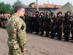 Порошенко: украинская армия готова защищать и Европу