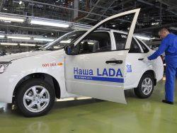 Объявлена цена Lada Granta с  роботом