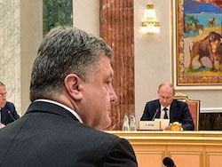 Порошенко: я не доверяю Путину