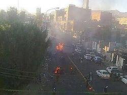 Боевики захватили президентский дворец в Йемене