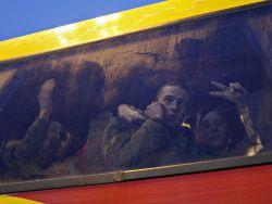 Из дома — на фронт: на Украине началась новая волна мобилизации