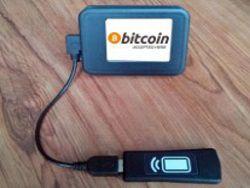 Создан прототип терминала для приема оффлайновых bitcoin-платежей