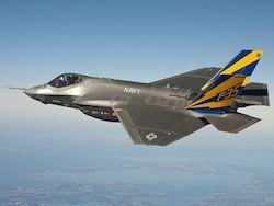 Пентагон наращивает количество истребителей F-35