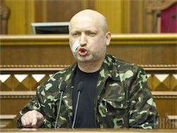 СМИ: Турчинов отправился в зону АТО