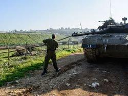 Сохраняется напряженность на ливано-израильской границе
