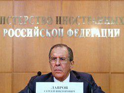 Лавров расскажет о деятельности дипломатии РФ в 2014 году