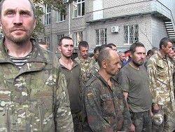 Украинские нацисты жестоко казнили троих пленных