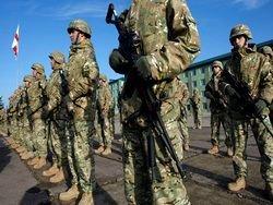 Каландадзе: 100 бывших военных из Грузии воюют на Донбассе