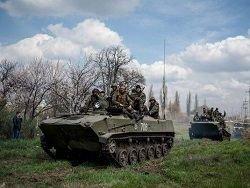 Война на Украине закончена?
