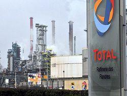 Total спрогнозировала двукратное падение добычи нефти