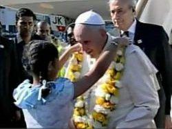 Папа Римский Франциск передал привет белорусскому народу