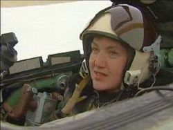 Летчицу Савченко в московском СИЗО навестила сестра