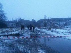 Под Луганском взорван мост