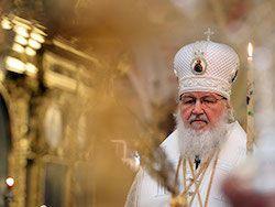 Патриарх Кирилл предложил учить школьников религии в 9 раз больше