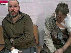 Журналист сообщил о пленении 16 военных в аэропорту Донецка