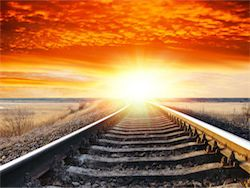 Якунин объявил о строительстве железной дороги в обход Украины