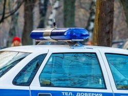 В Москве угнали служебную машину сотрудника ГУ МВД