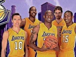 Самый дорогой клуб НБА — Los Angeles Lakers