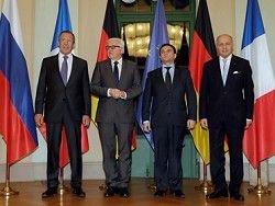 Лавров: встреча в Берлине была полезной