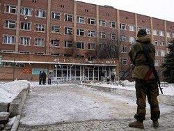 В ОБСЕ сообщили о многочисленных разрушениях в Донецке