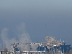 Киев признал сдачу донецкого аэропорта