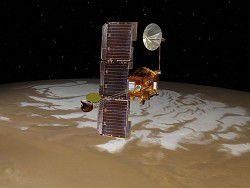 """""""Одиссей"""" продолжает исследовать Марс"""