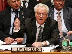 Чуркин: Яценюк хотел бы видеть Украину под нацистской оккупацией