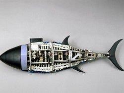 ВМС США провели испытания робота-рыбы