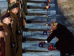 Дипломатическая проблема на торжествах в Освенциме