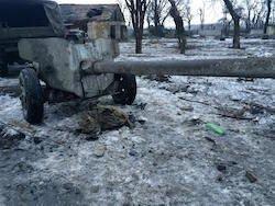 Новость на Newsland: Бойцы АТО взяли в плен российских военных