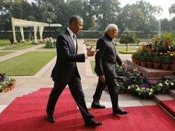 Новость на Newsland: В Индии из-за визита Обамы задержаны два студента из РФ