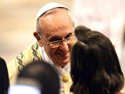 Новость на Newsland: Транссексуал рассказал о встрече с Папой Римским