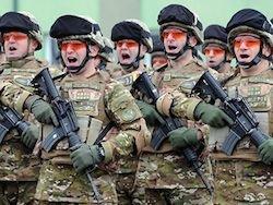 Новость на Newsland: Украинский легион НАТО по грузинским лекалам