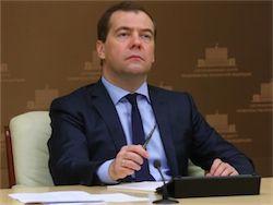 Медведев пообещал снизить роль государства в экономике