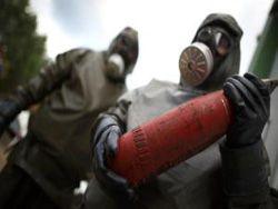 Сирийская оппозиция и ИГИЛ используют химическое оружие