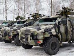 Новость на Newsland: Турчинов: ВСУ передана новая военная техника