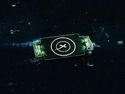 Новость на Newsland: SpaceX вновь испытает плавучую платформу