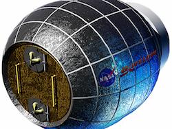 Новость на Newsland: Надувной модуль Bigelow Aerospace отправится на МКС в 2015 году