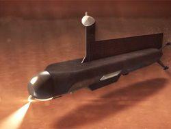 Новость на Newsland: НАСА представило эскиз атомной субмарины для морей