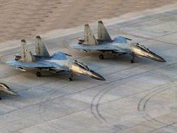 Новость на Newsland: МИД Индии: Су-30 привлекательнее Rafale