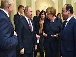 Новость на Newsland: ИноСМИ: Путин проиграл, остается обосновать его отставку