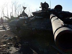 Захваченные в Донбассе танки Киев переплавит в детские качели