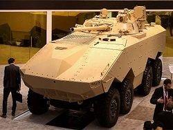 Россия и ОАЭ собрались совместно производить бронетехнику