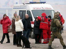 В магазине в Донецке взорвалась граната