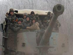 SRF: Украина передумала отводить войска от линии фронта
