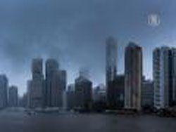 На Австралию обрушились сразу два урагана