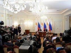 По статусу Донбасса Путин загнал Порошенко в угол