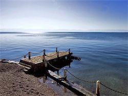 Уровень воды в Байкале упал ниже минимальной отметки
